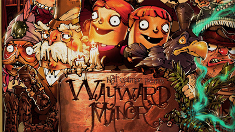 Wayward Manor PC Full