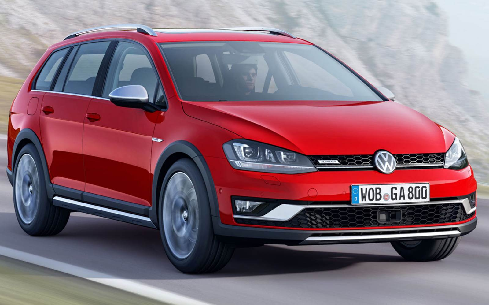Volkswagen Golf Alltrack 2015 http://www.cantinhojutavares.com