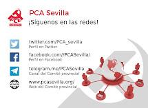 Redes Sociales del PCE en Sevilla