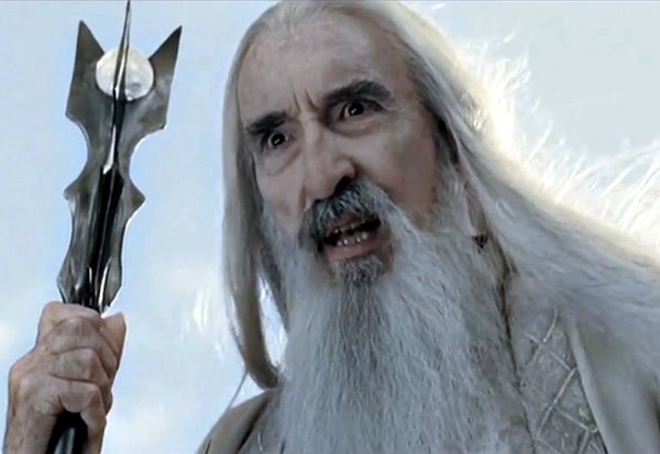 Lord Of The Rings Bad Wizard