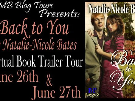 Tour: Promo - Back to You by Natalie-Nicole Bates