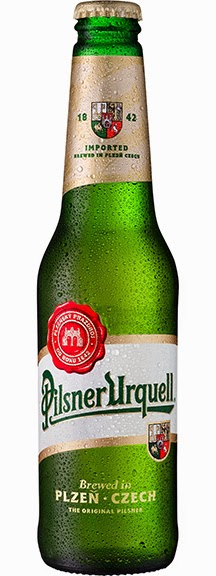 bottle Pilsner Urquel Urquell Beer gluten free low ale lager Czech bier celiac test result level