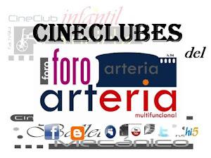 Cineclubes del Foro Arteria