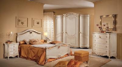 Decoración estilo clásico habitaciones