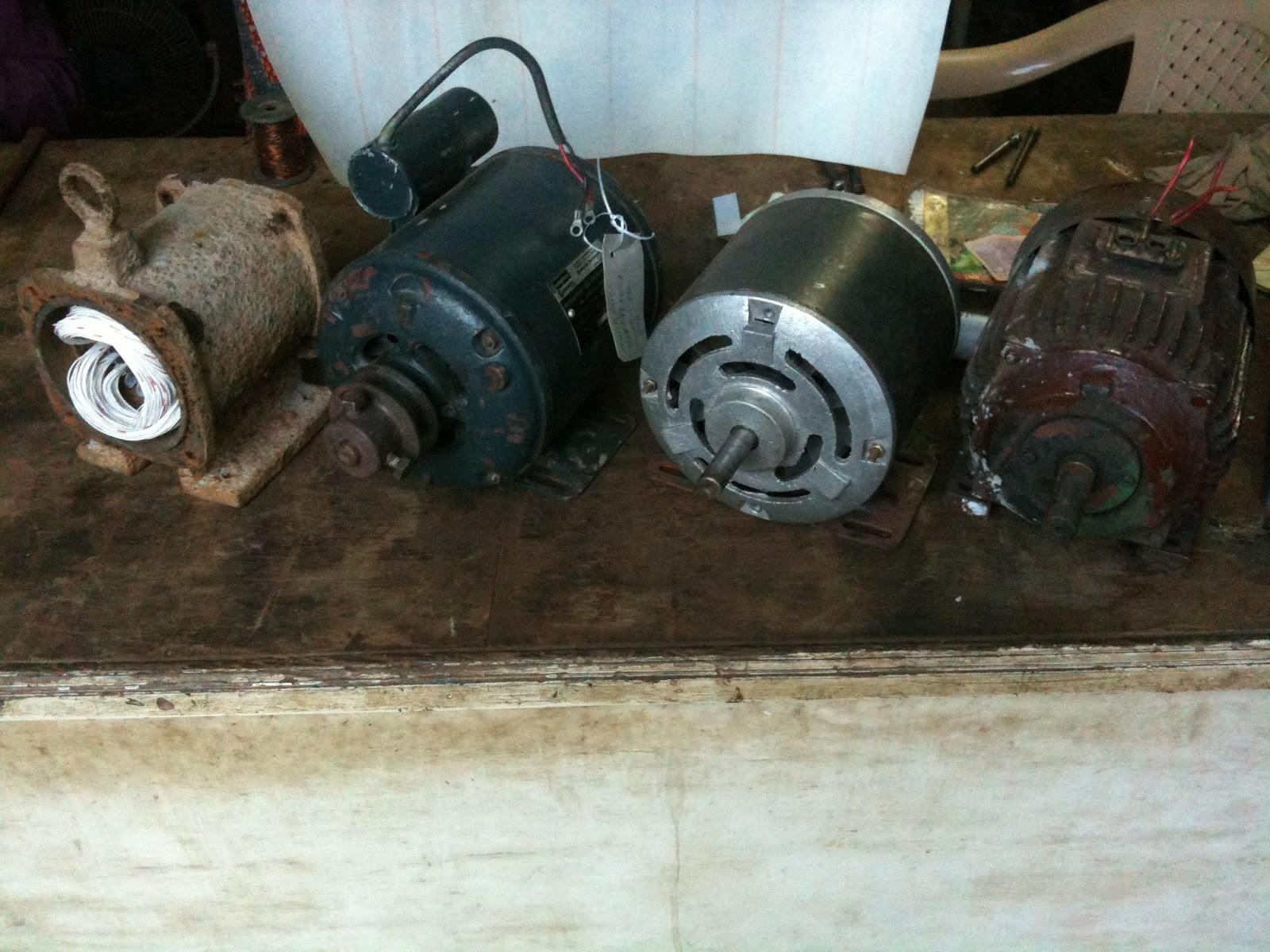 Vishvakarma Motor Rewinding Works