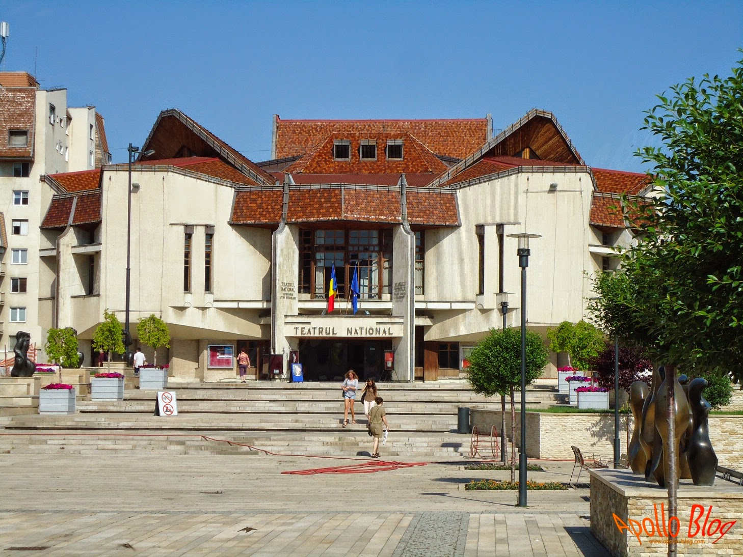 Teatrul National Mures