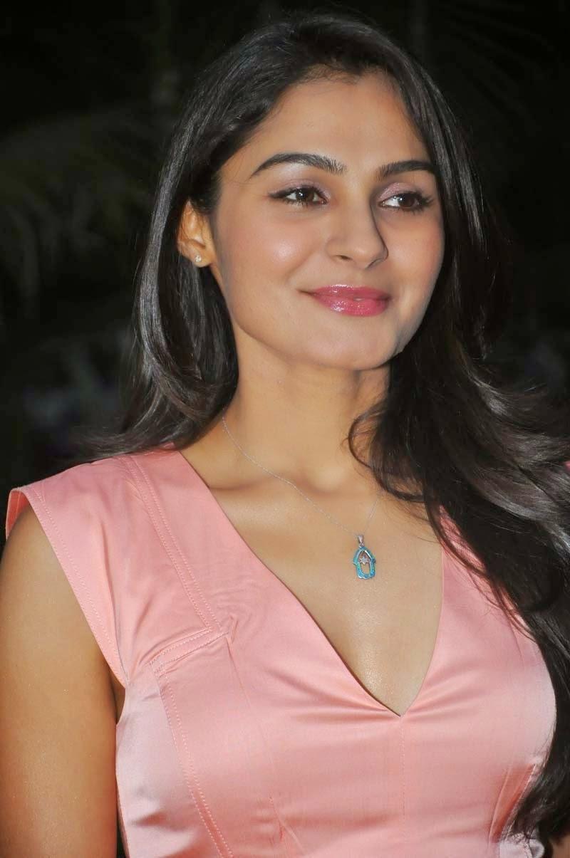 Bollywood Actress Andrea Jeremiah Latest Stills