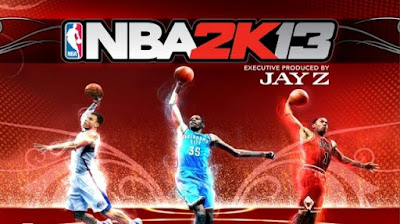 NBA 2K13 Games Basketball