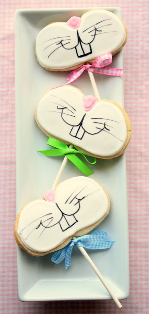 Funny Bunny Cookies