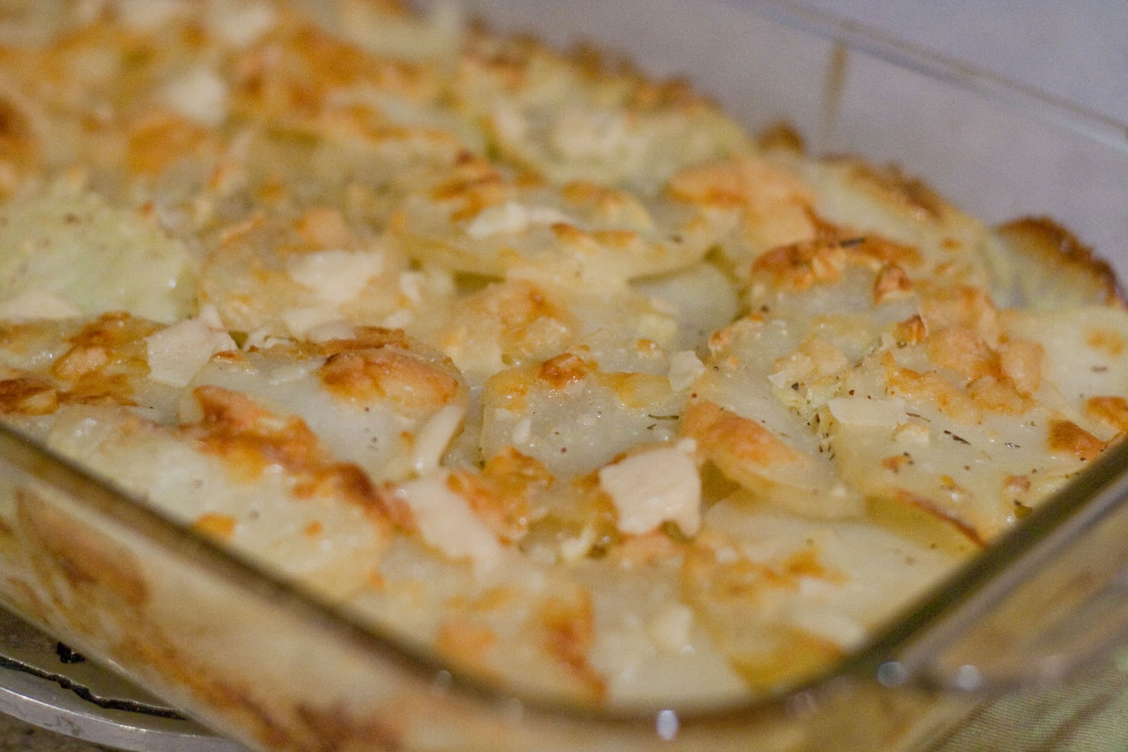 The Fresh Princess of Bon Air: Weekly Recipe: Scalloped Potatoes