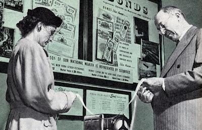 stock market in 1956