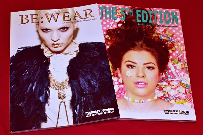 fashion management, robert gordo university, czech student, magazine