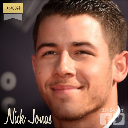 16 de septiembre | Nick Jonas - @nickjonas | Info + vídeos