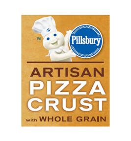 Pillsbury Artisan Pizza Logo