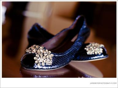 Real Girl Runway: Flats fit for Weddings
