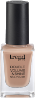 Preview: Die neue dm-Marke trend IT UP - Double Volume & Shine Nail Polish 110 - www.annitschkasblog.de