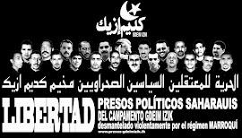 YO APOYO A L@S PRES@S POLÍTIC@S SAHARAUIS