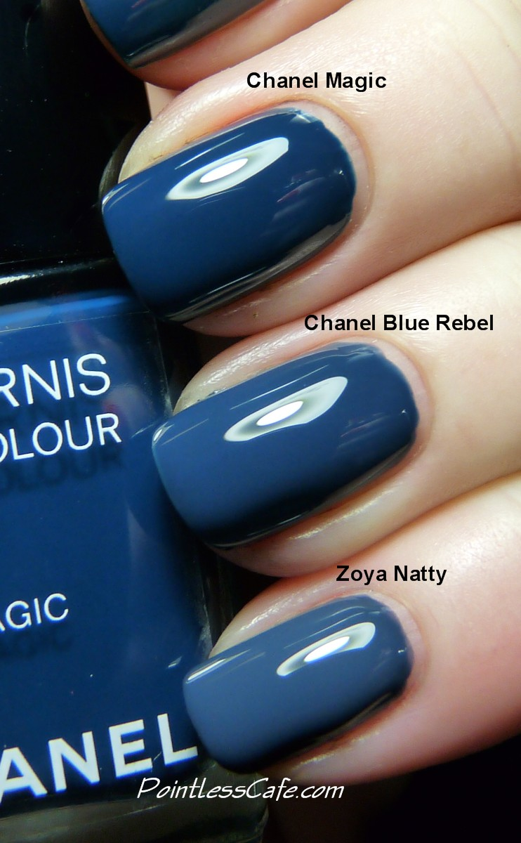 Chanel FNO 2013 Magic - Swatches, Review and Comparison   Pointless Cafe