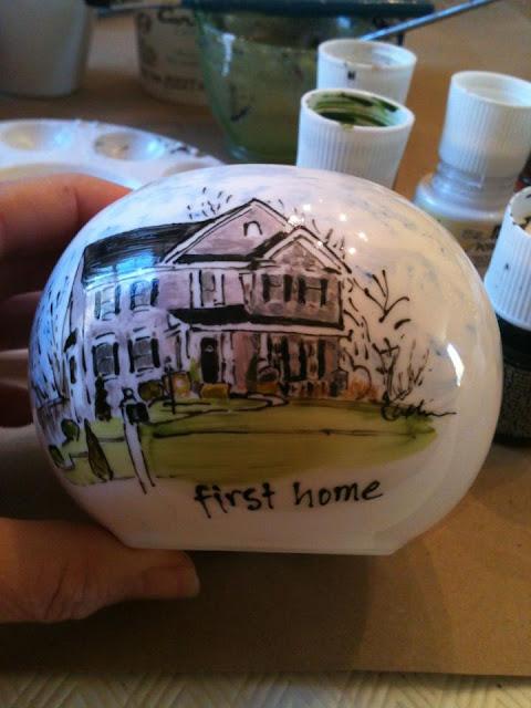 baby jar, baby gift, handmade baby gift, custom baby gift