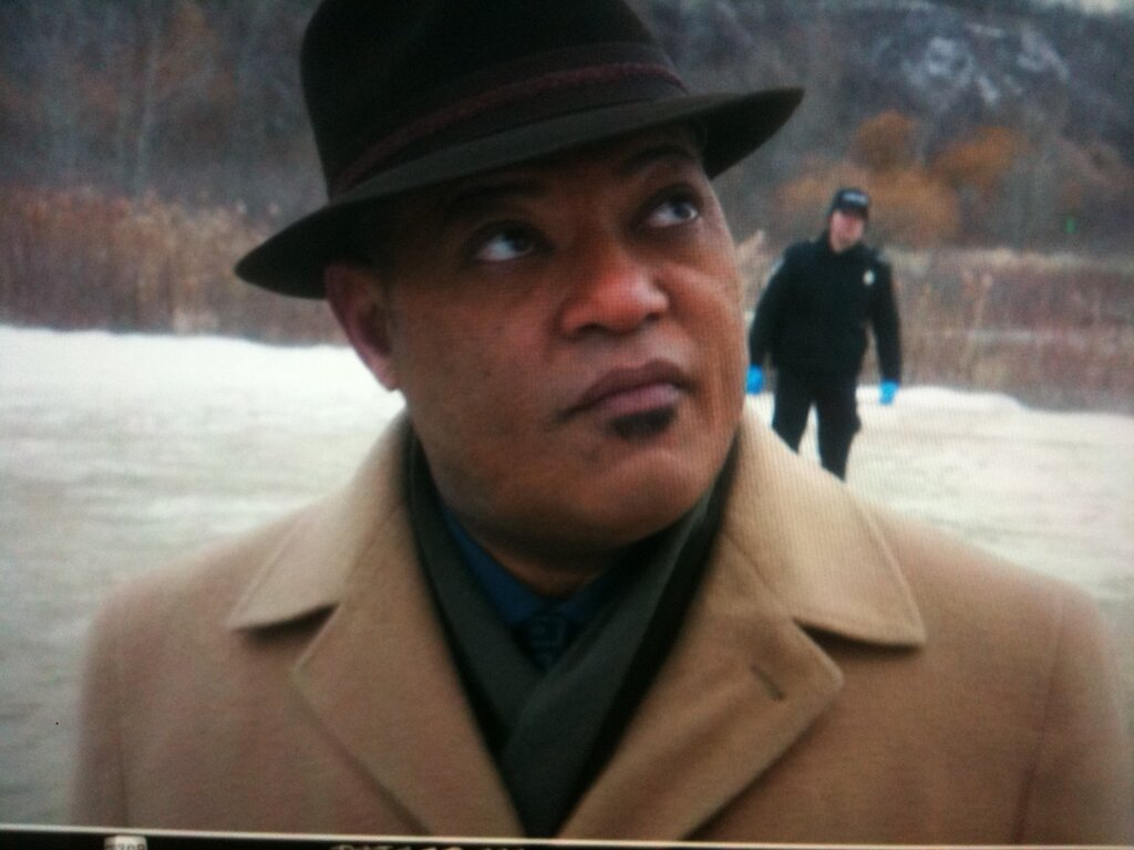 Eat the Rude A Hannibal Fansite Twitter Laurence Fishburne as