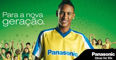 Panasonic 'logra' retener a Neymar durante otros cuatro años más