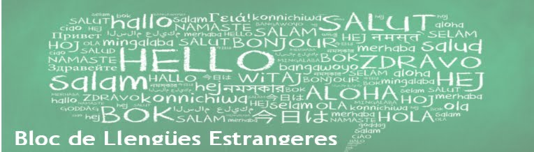 Llengües Estrangeres