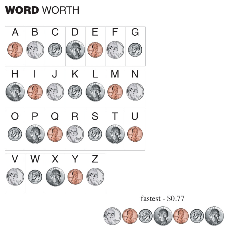 How much are your spelling words worth? Kids decode their spelling ...