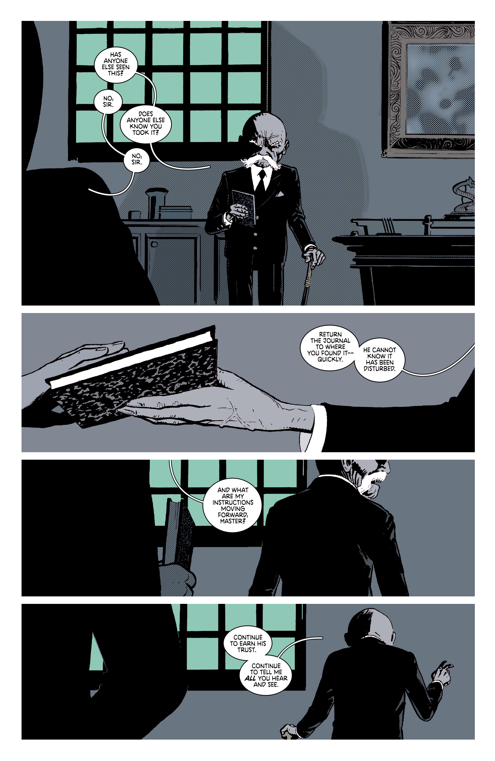 Read online Deadly Class comic -  Issue #7 - 26