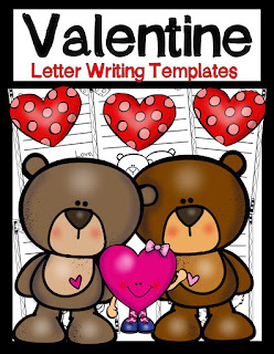 https://www.teacherspayteachers.com/Product/FREE-Valentines-Day-Letter-Writing-Templates-2342290