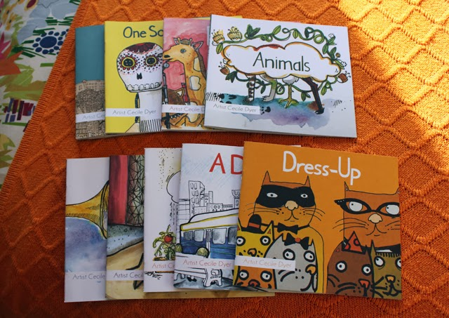 Green Book of the Week: Home Grown Books Bring Art to Young Readers