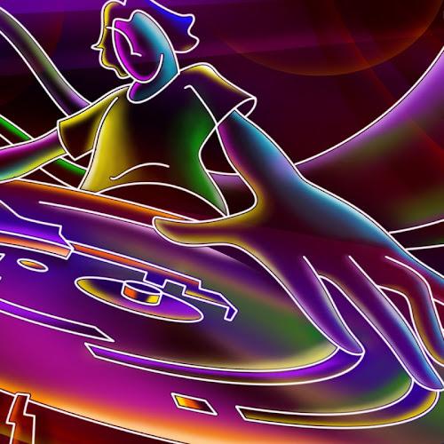 foto DJ gokil