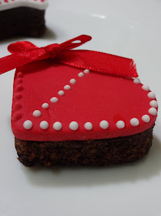 Te regalo mi corazón de chocolate??