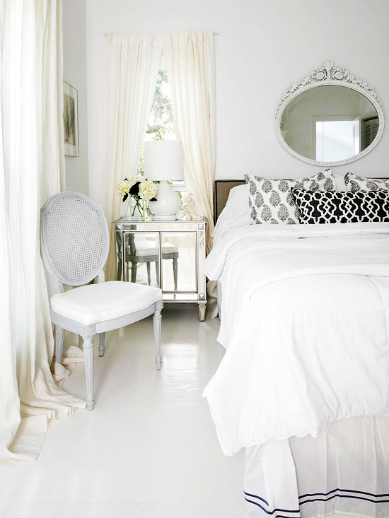 2013 bedroom color schemes from bhg home interiors