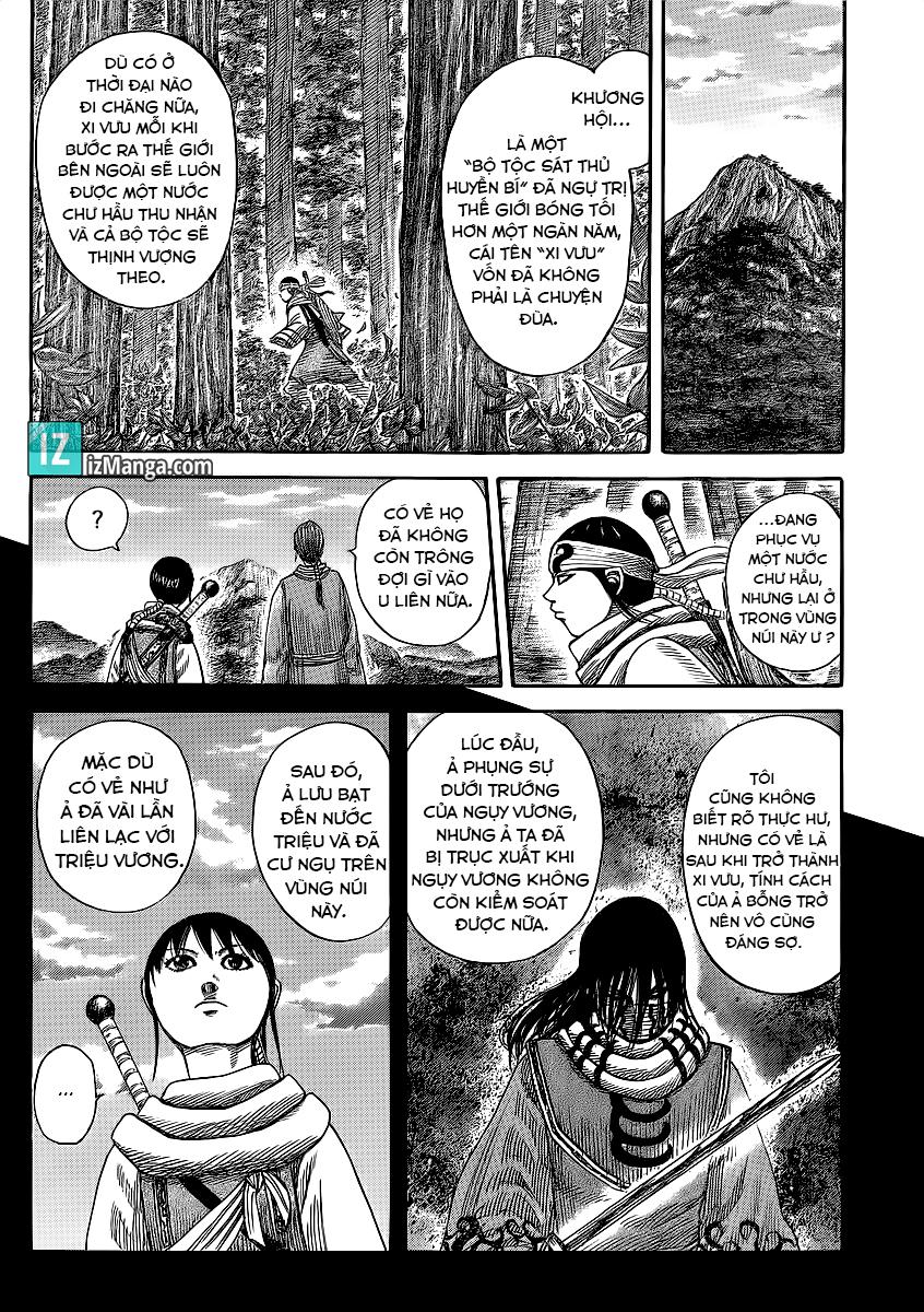 Kingdom - Vương Giả Thiên Hạ Chapter 357 page 15 - IZTruyenTranh.com