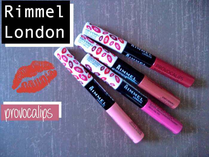 REVIEW | Rimmel London Provocalips, pucker up swatches, i'll call you swatches, make your move swatches, heartbreaker swatches