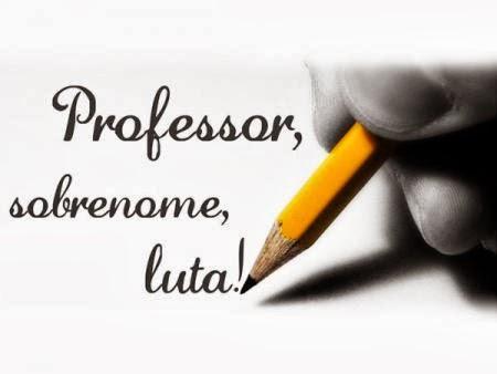 PROFESSORES EM LUTA