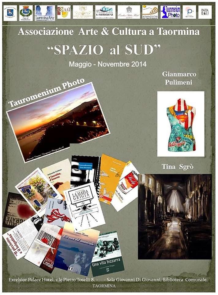 """RIPARTE """"SPAZIO AL SUD"""" DELL'ASSOCIAZIONE ARTE&CULTURA A TAORMINA"""