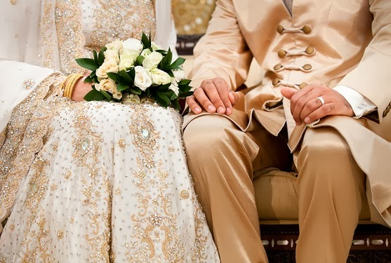 Menikah - ilustrasi