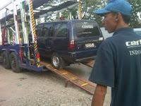 Pengiriman Isuzu Panther (269)Semarang ke Jakarta