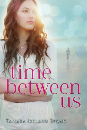 Review: Time Between Us by Tamara Ireland Stone