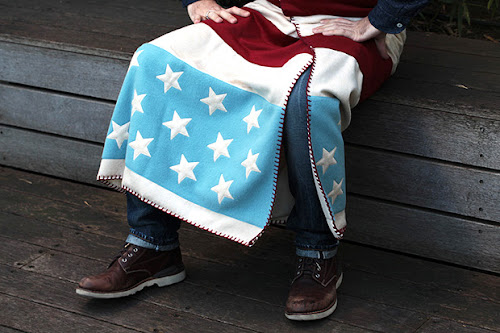 FACETASM Stars   Stripes Blanket 788c104684a3