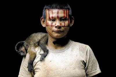 indios del amazonas