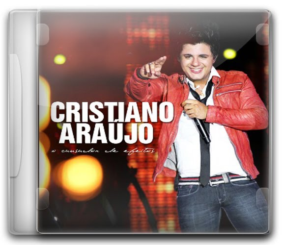 CD Cristiano Araujo - Ao Vivo Em Goiania 2012
