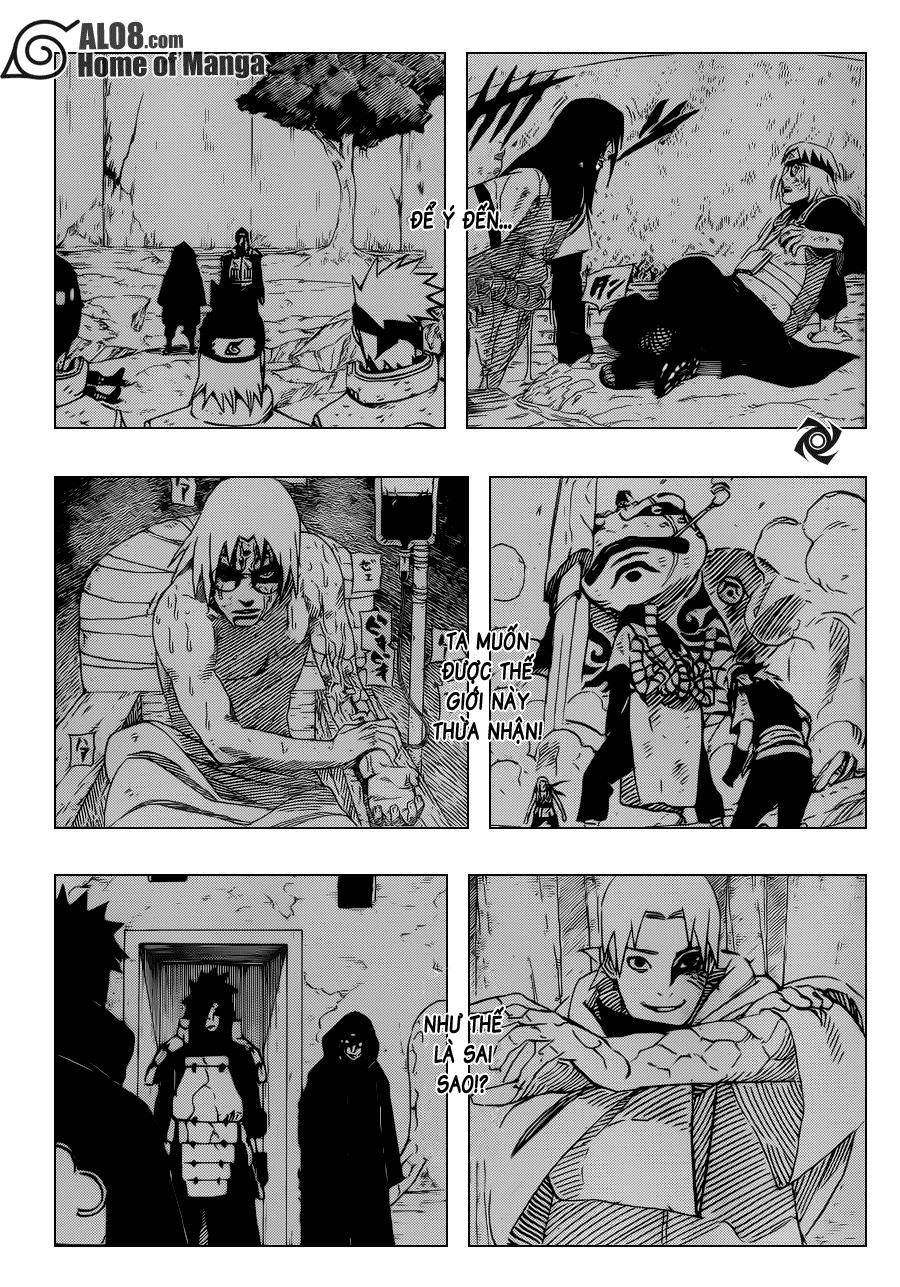 Naruto chap 587 Trang 13 - Mangak.info