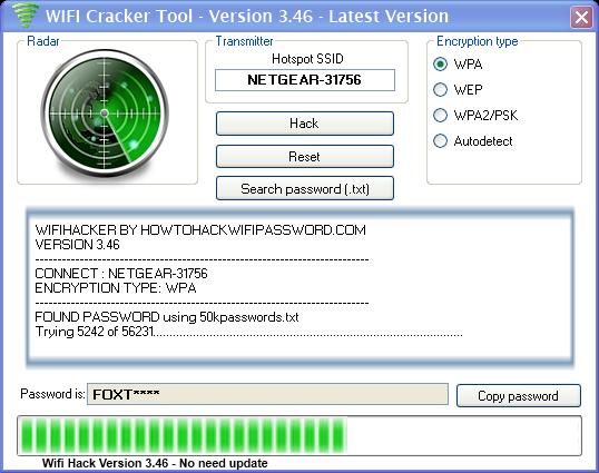 Zamzom Wireless Network Tool 1.0.0 - Download in italiano