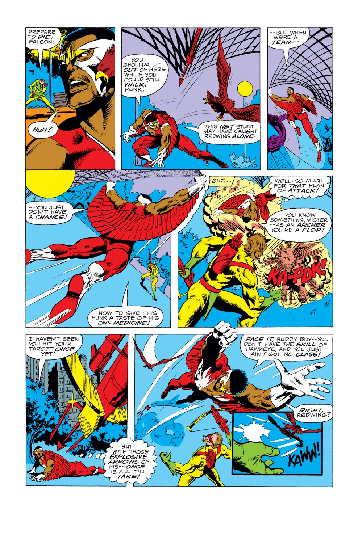 Captain America (1968) Issue #220 #134 - English 18