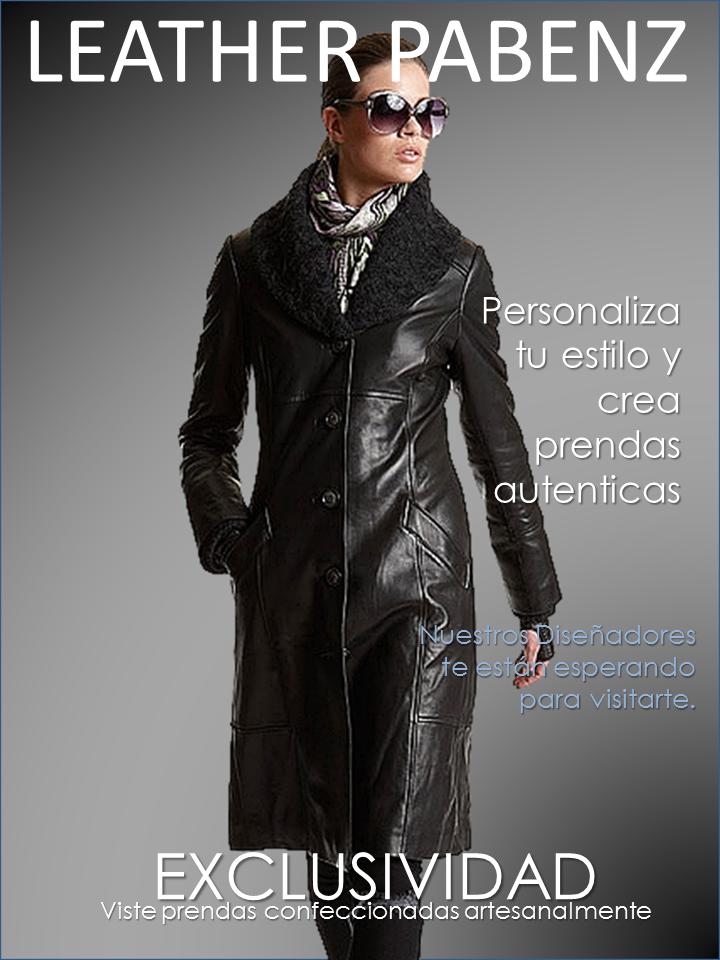 Catálogo Chaquetas de Cuero Classic