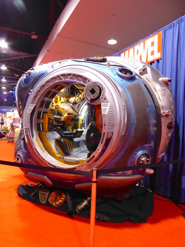 Guardians of the Galaxy spacepod