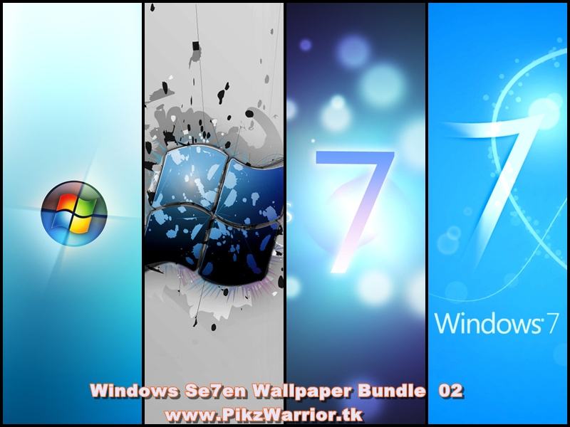 Win 7 Wallpaper Bundles