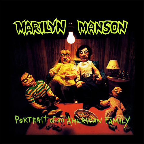 Marilyn Manson 20 años del Portrait of an American Family